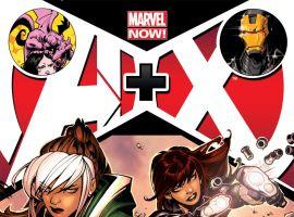 A+X (2012) #2