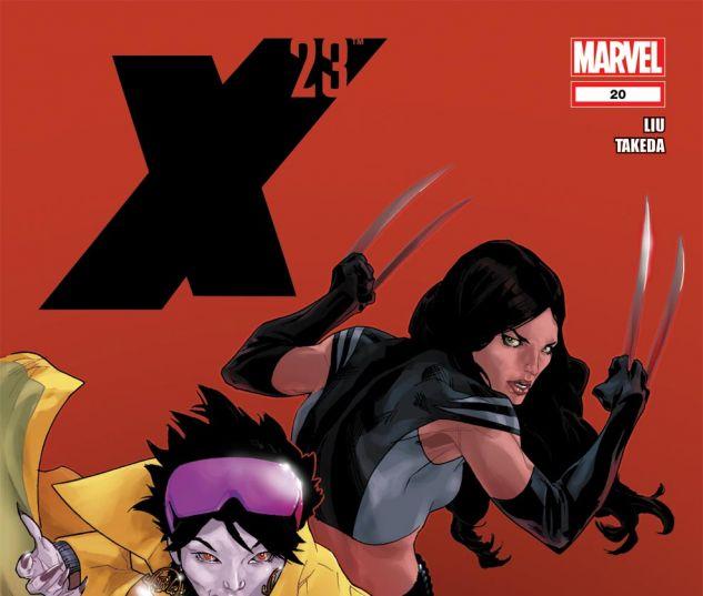 X-23 (2010) #20
