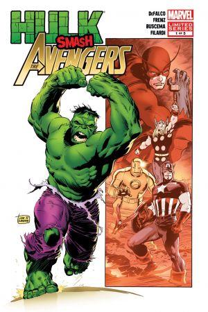 Hulk Smash Avengers (2011) #1