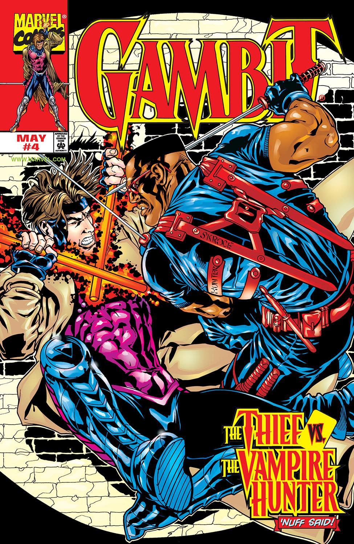 Gambit (1999) #4