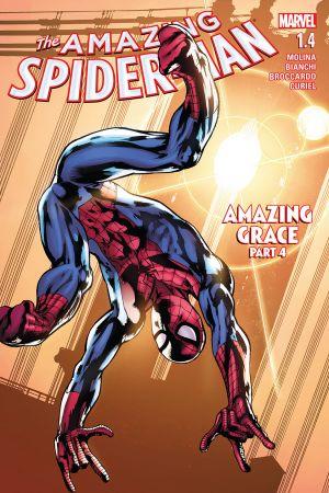 The Amazing Spider-Man (2015) #1.4