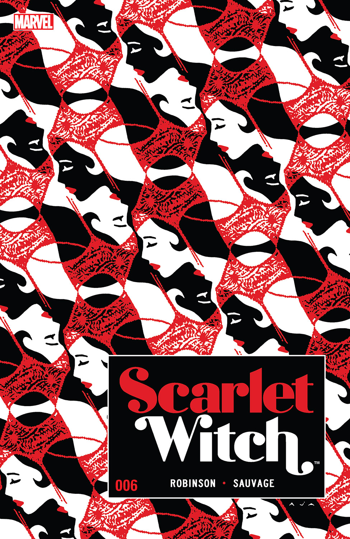 Scarlet Witch (2015) #6