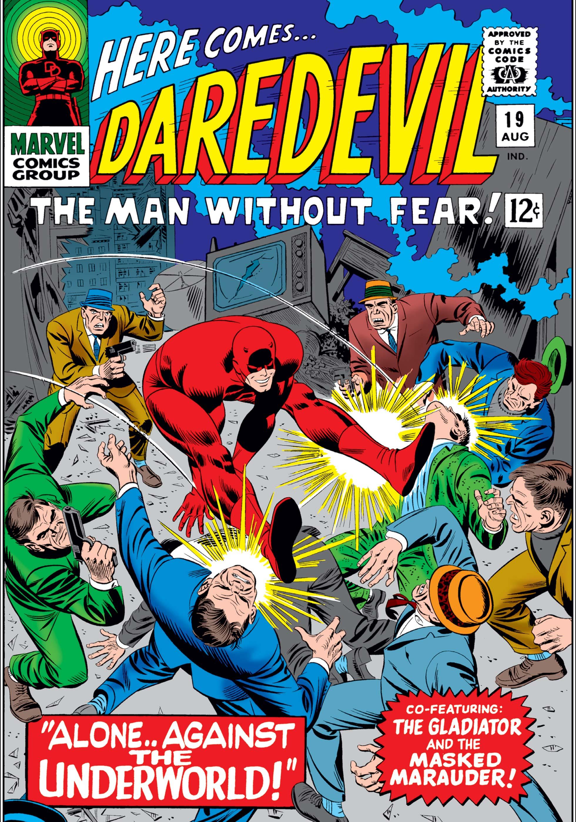Daredevil (1964) #19