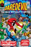 DAREDEVIL (1964) #19 Cover