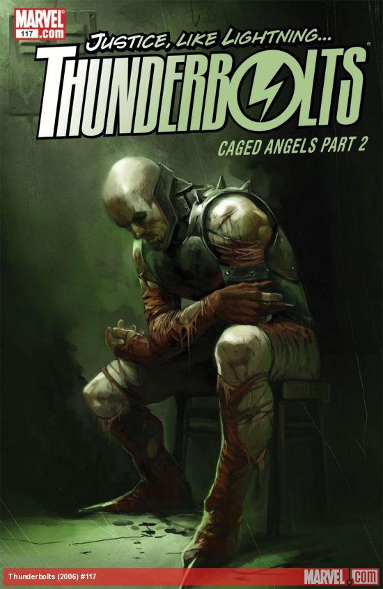 Thunderbolts (2006) #117