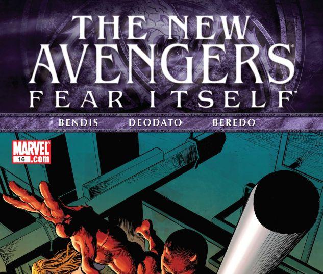 New Avengers (2010) #16