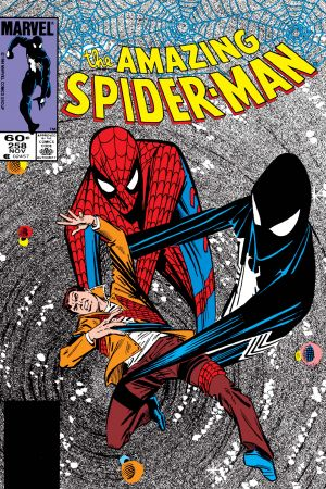 The Amazing Spider-Man #258