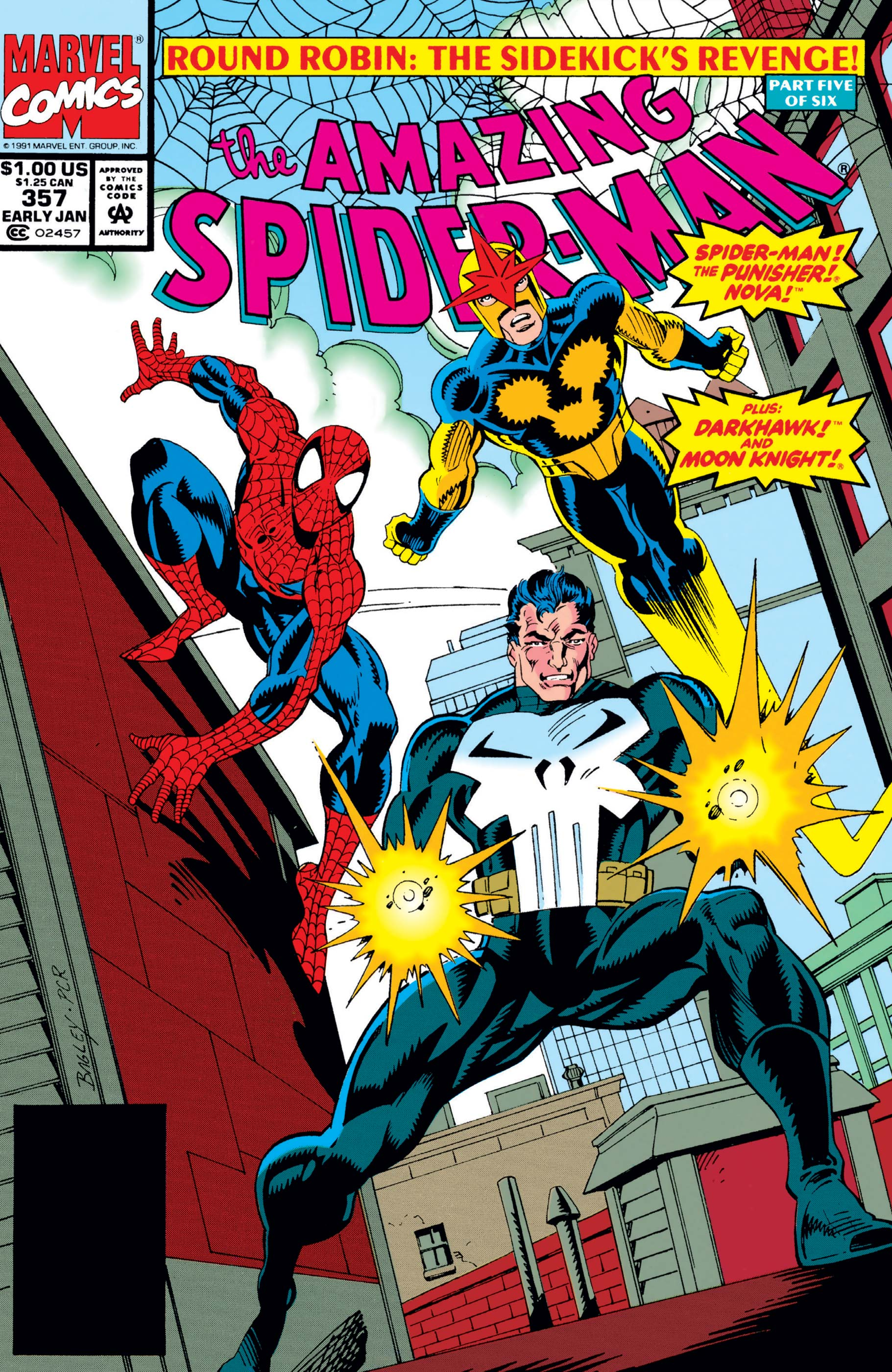 The Amazing Spider-Man (1963) #357