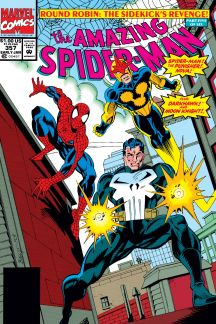 The Amazing Spider-Man #357