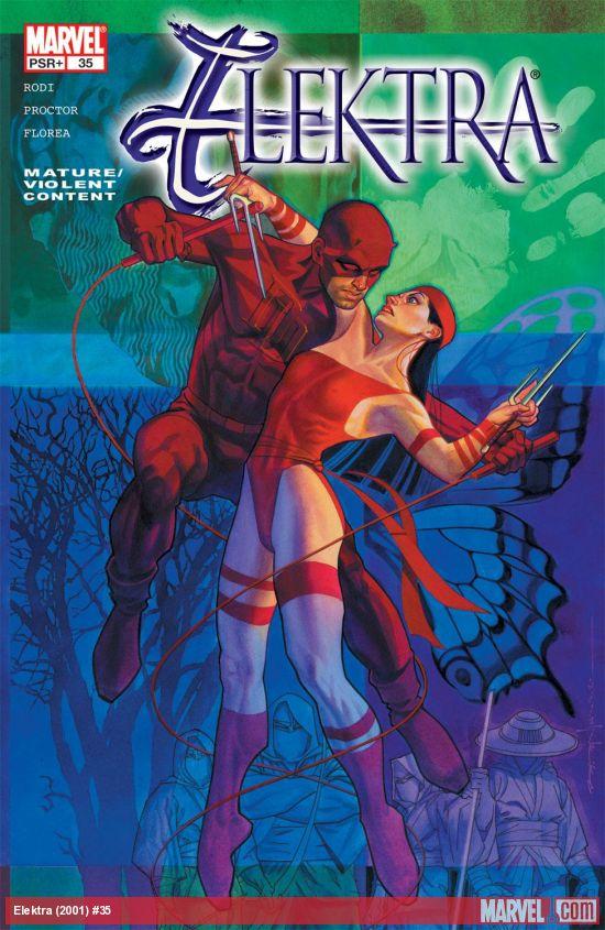 Elektra (2001) #35
