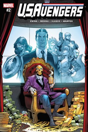 U.S.Avengers (2017) #2