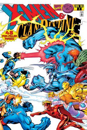 X-Men/ClanDestine (1996) #2
