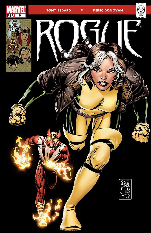 Rogue (2004) #9