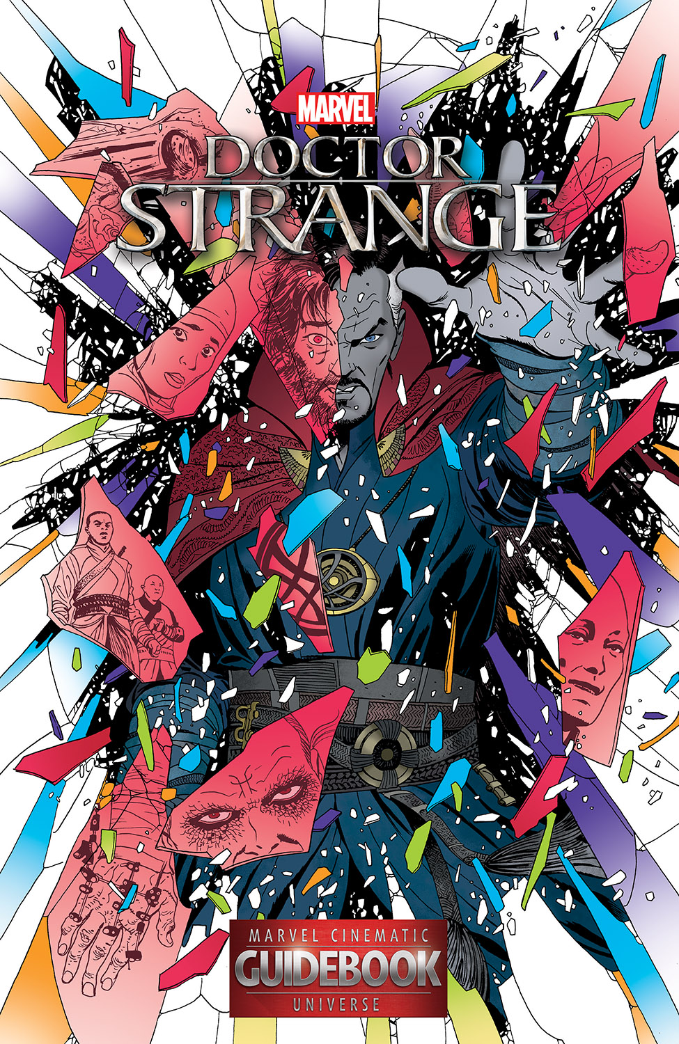 Guidebook to The Marvel Cinematic Universe - Marvel's Doctor Strange (2017) #1