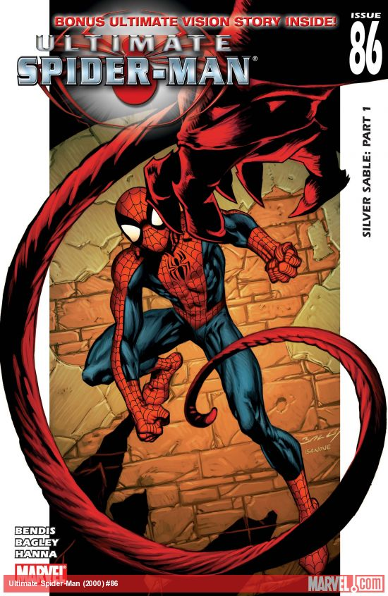 Ultimate Spider-Man (2000) #86