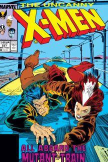 Uncanny X-Men (1963) #237