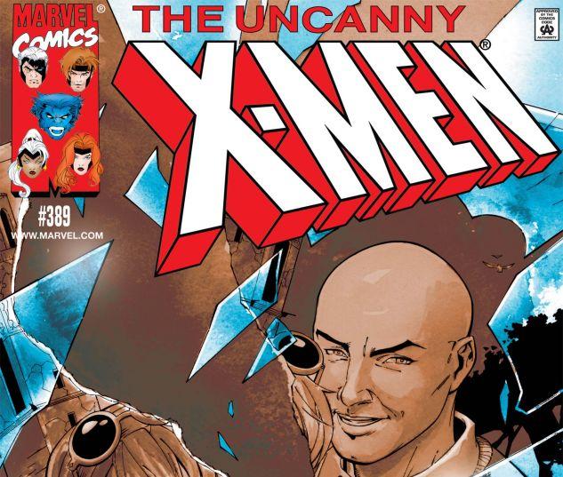 UNCANNY X-MEN (1963) #389