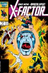 X-FACTOR (1986) #6