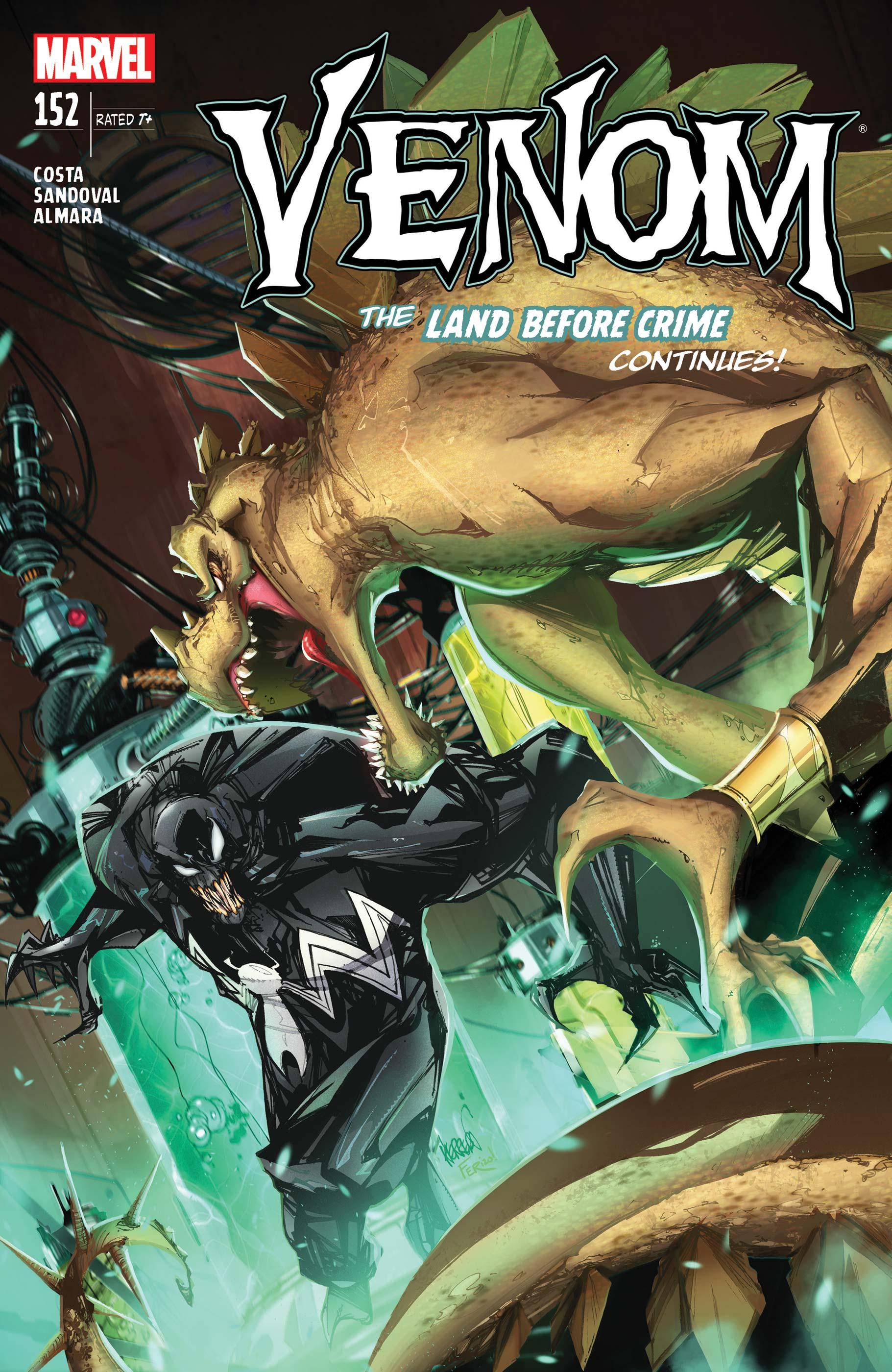 Venom (2016) #152