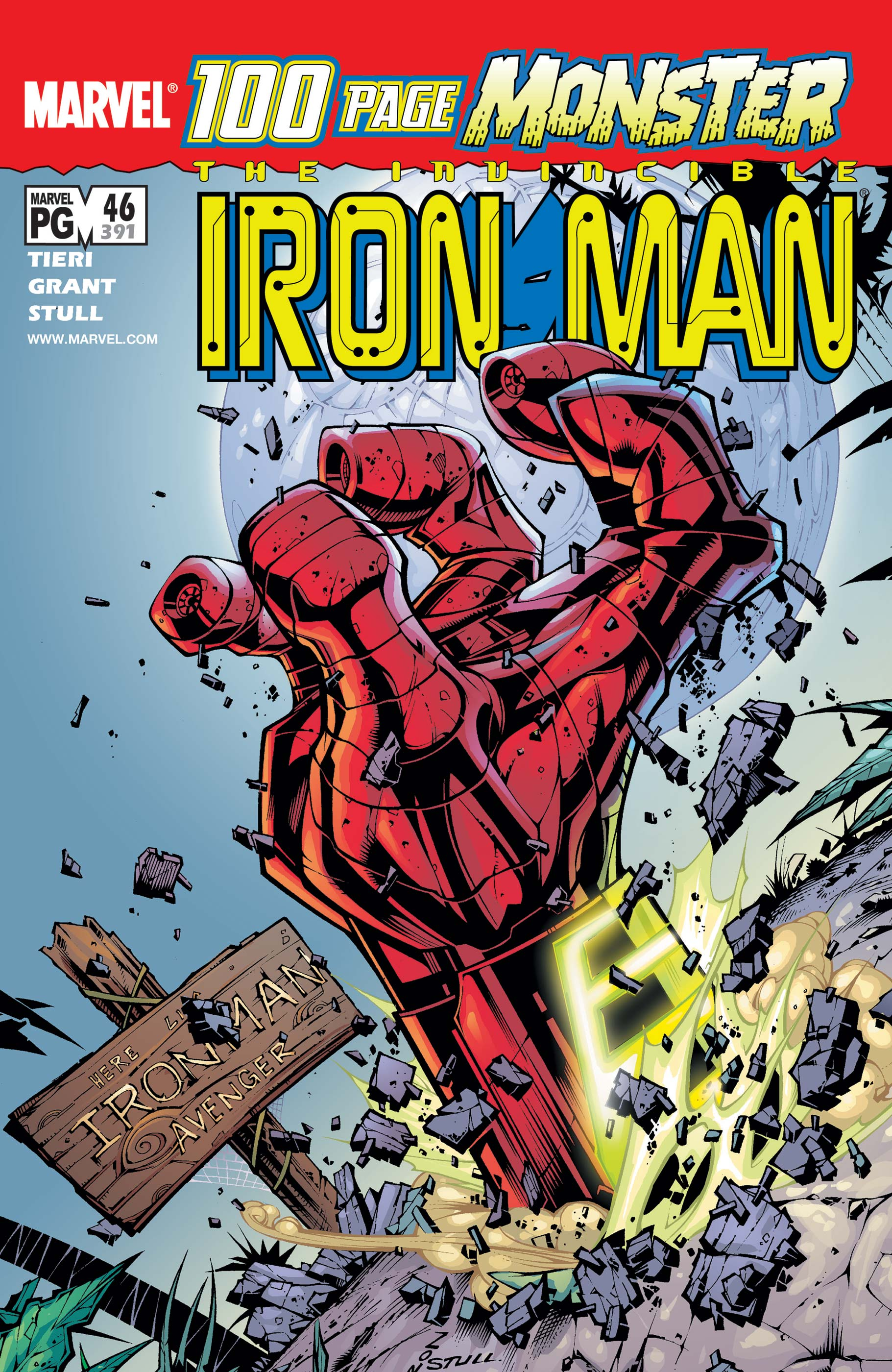 Iron Man (1998) #46