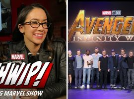 Infinity War on THWIP! The Big Marvel Show!