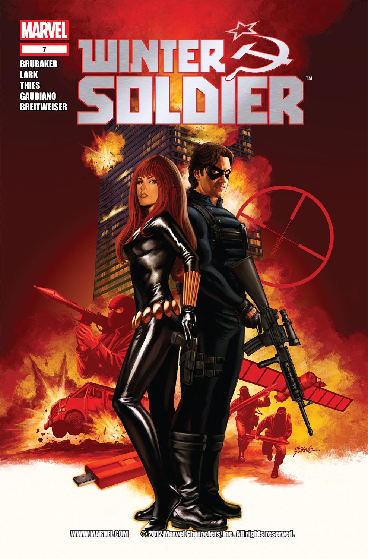 Winter Soldier (2012) #7