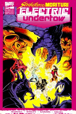 Strikeforce Morituri: Electric Undertow (1989) #5