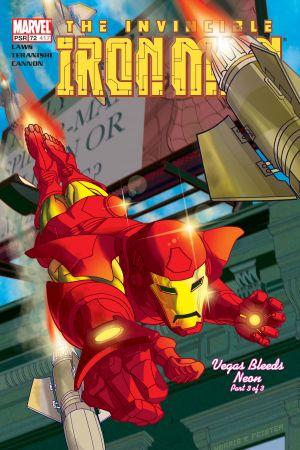 Iron Man (1998) #72
