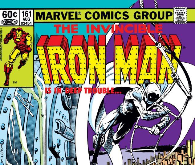 Iron Man (1968) #161