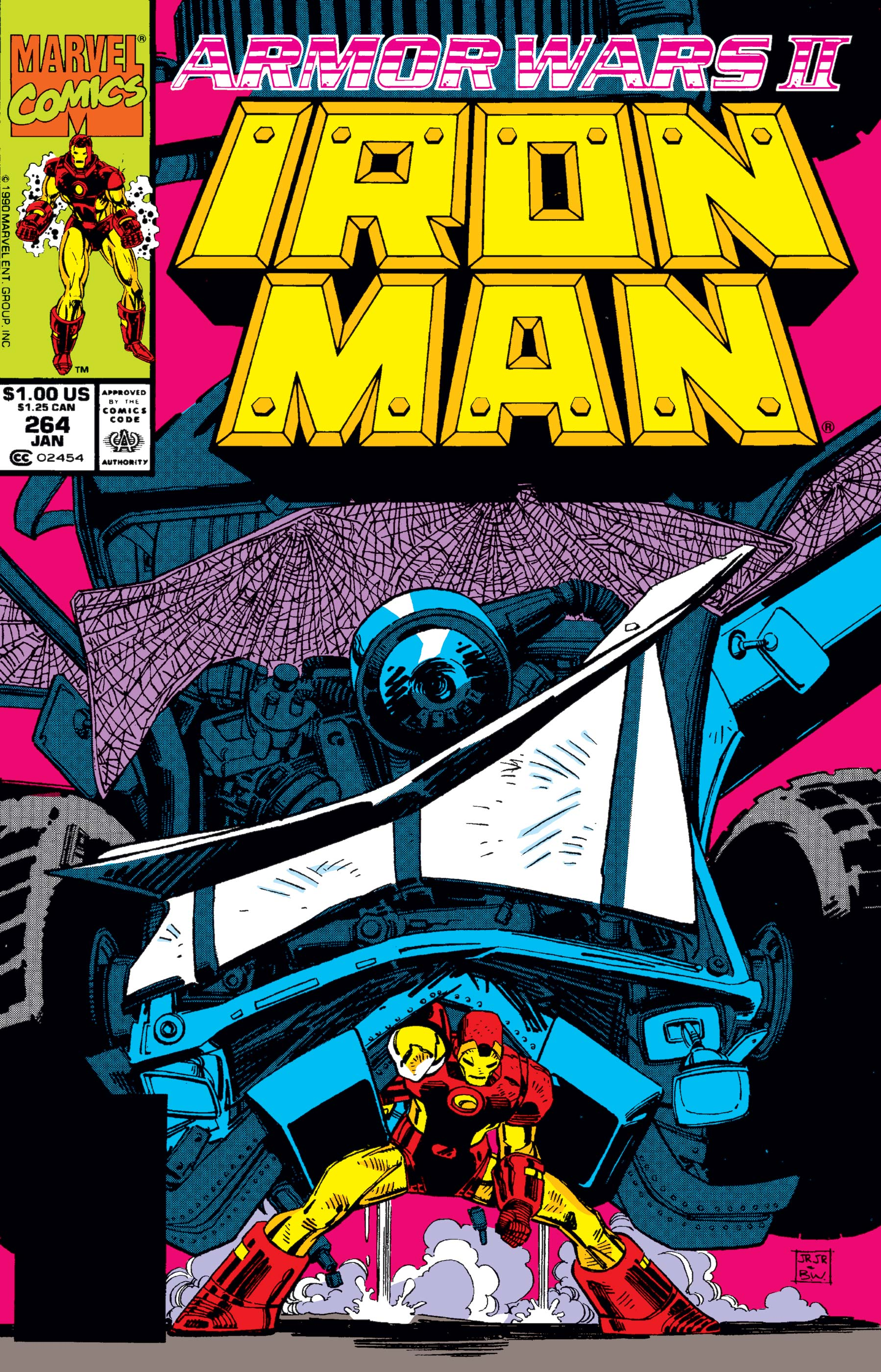 Iron Man (1968) #264