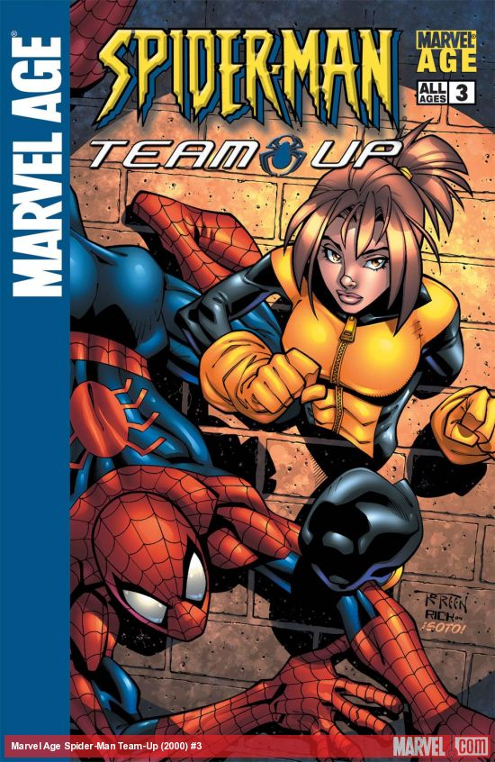 Marvel Age Spider-Man Team-Up (2000) #3