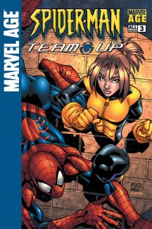 Marvel Age Spider-Man Team-Up #3