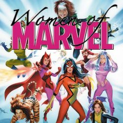 WOMEN OF MARVEL VOL. 2 (2007)