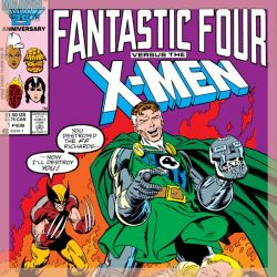 Fantastic Four vs. the X-Men (1987)