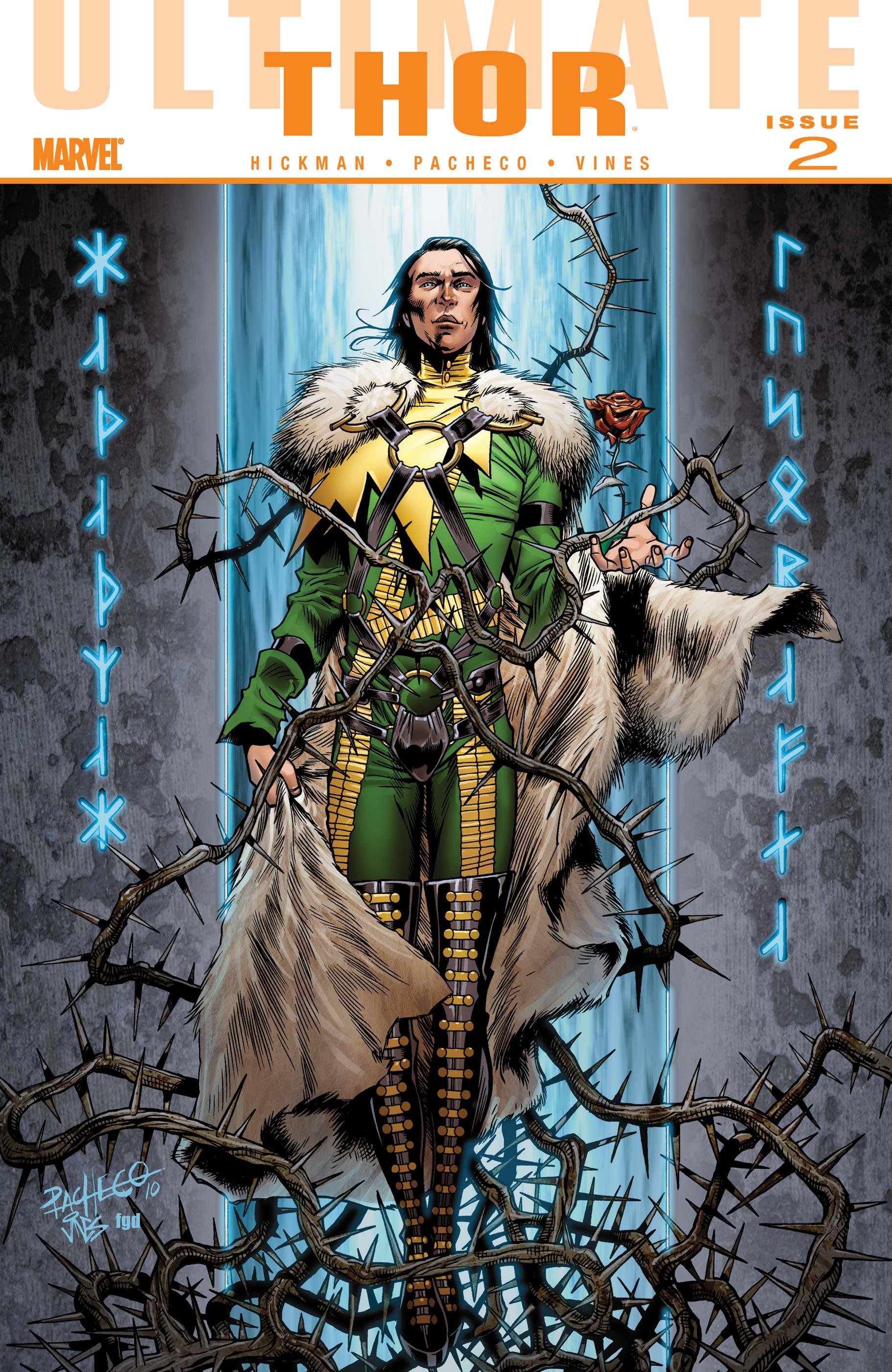 Ultimate Comics Thor (2010) #2