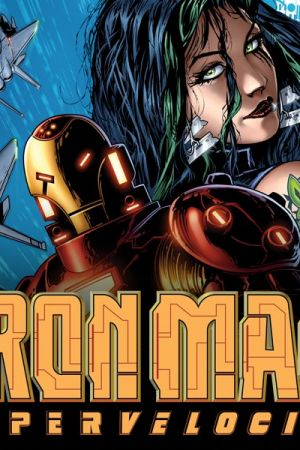 Iron Man: Hypervelocity (2007)