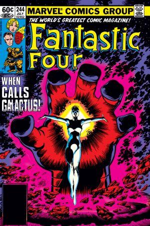 Fantastic Four #244