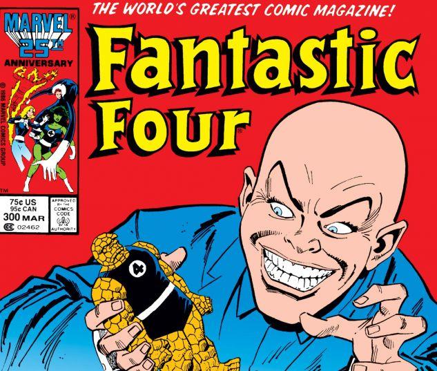 FANTASTIC FOUR (1961) #300