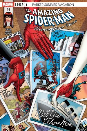 Amazing Spider-Man: Renew Your Vows #19