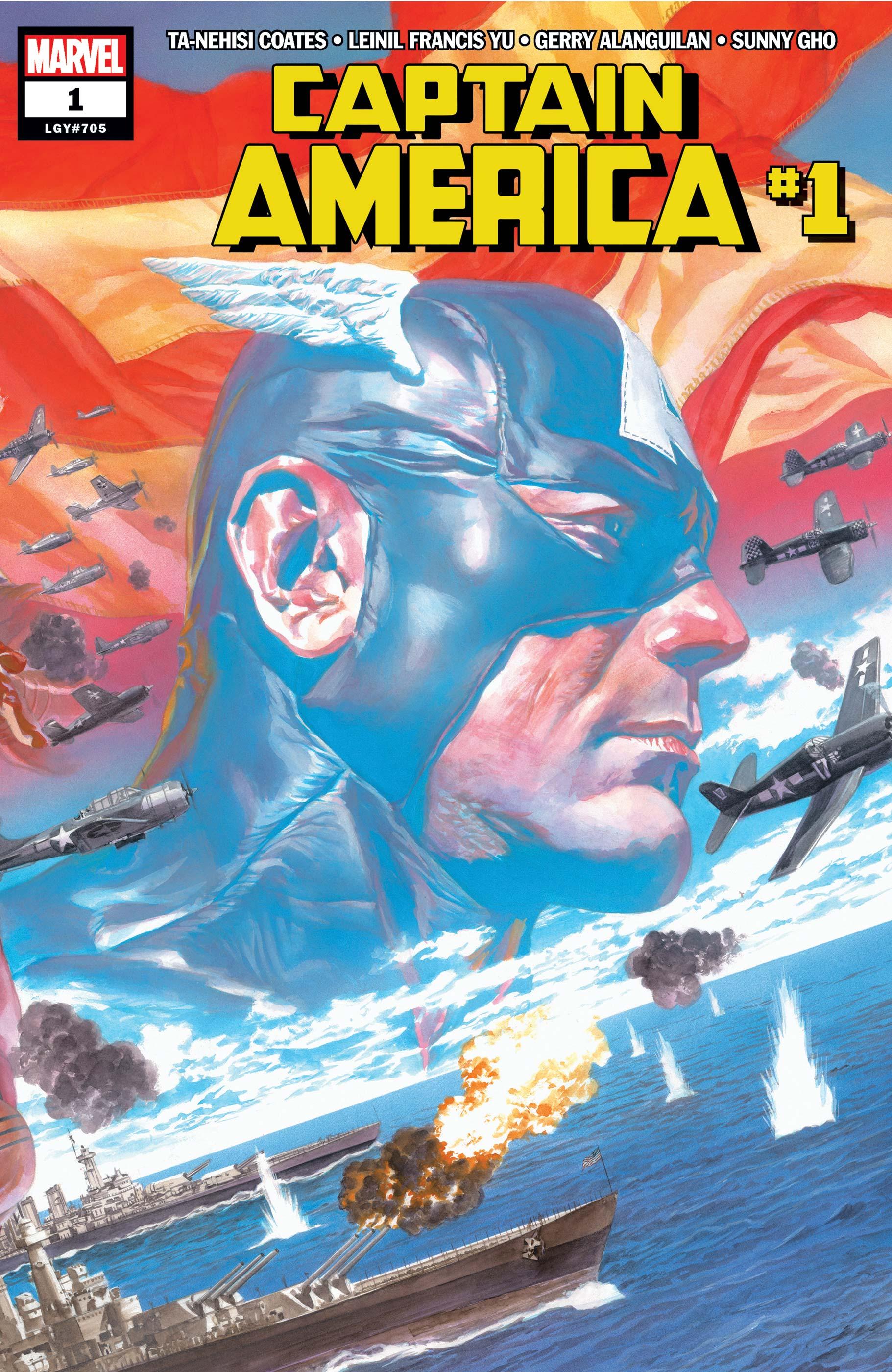 Captain America (2018) #1