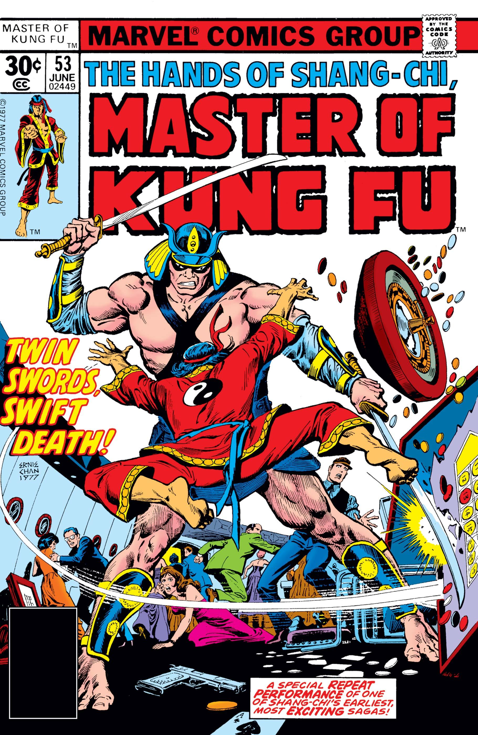 Master of Kung Fu (1974) #53