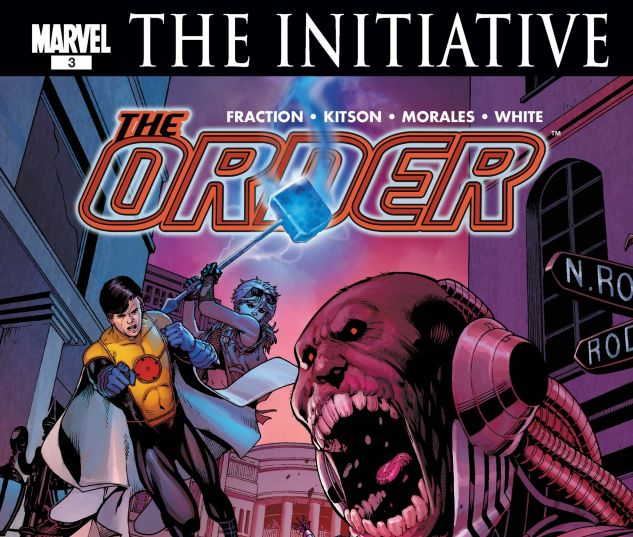 The Order (2007) #3