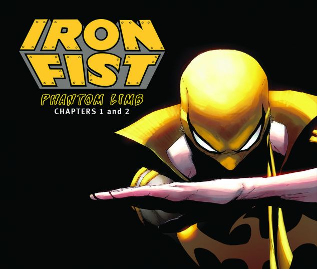 cover from Iron Fist: Mdo Digital Comic (2018) #1