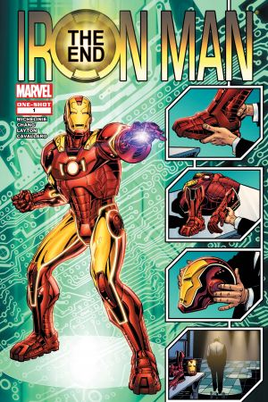 IRON MAN: THE END 1 #1