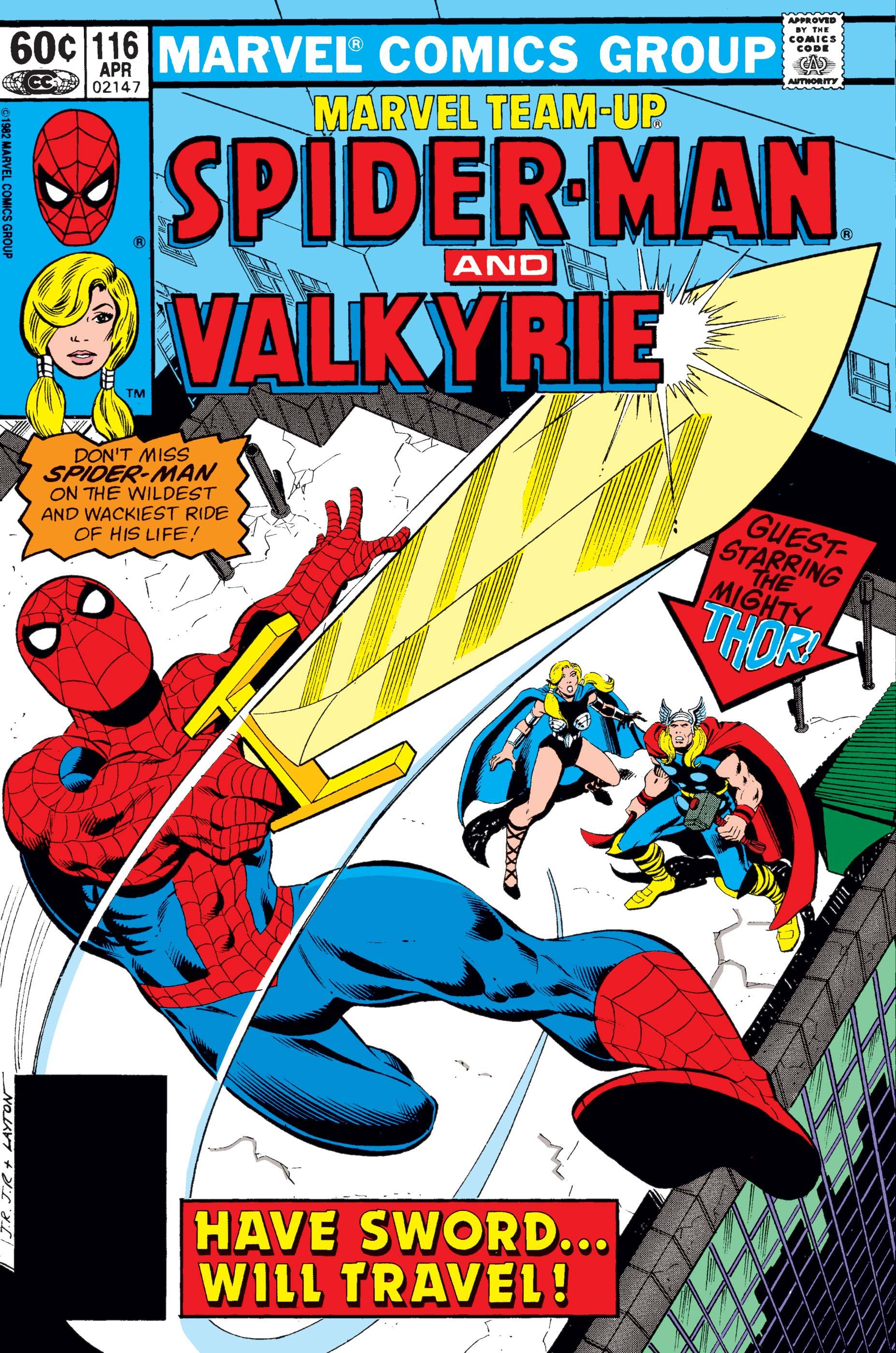 Marvel Team-Up (1972) #116