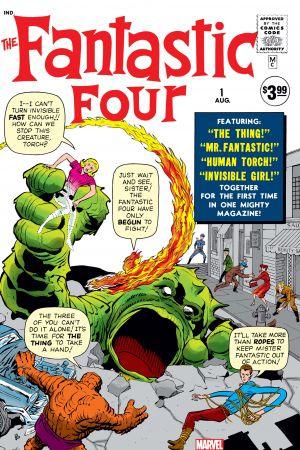 Fantastic Four Facsimile Edition #1