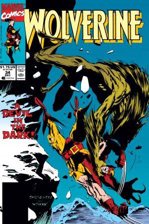 Wolverine #34