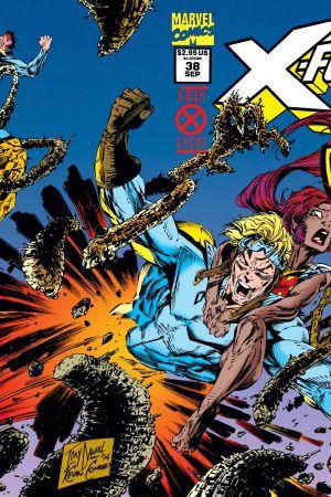 X-Force (1991) #38