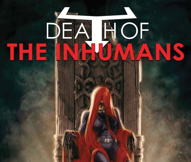 Death of Inhumans (2018) #4
