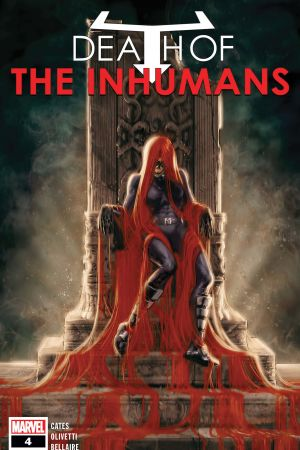 Death of Inhumans #4